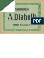 Pieces Melodiques Op 149 Antonio Diabelli