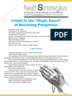 Prayer is the Magic Sauce of Becoming Prosperous_ws_20110212
