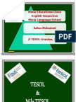 TESOL_Teaching Skills 4 the EFL Classroom
