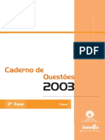 Caderno Com Questoes Fisica