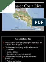 Clima de Costa Rica