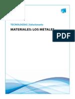 soluciones metales