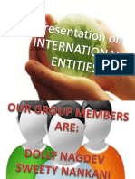 ppt on international business finance