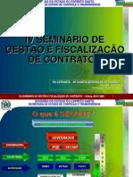 Seminario Gestao Fiscalizacao de Contratos 26-11-09 Pm Serra