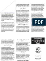 A Guide to Passing Your Driving Test .pdf