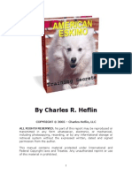 American Eskimo Training Secrets