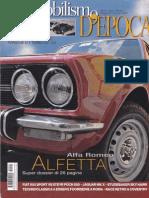 Automobilismo D'Epoca - Alfetta