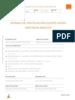 122822360-82546789-EP-11-0213-Norma-de-Instalacion-Equipo-Ericsson-RBS6101-V1