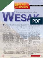 Escuelas de Misterios Wesak Michel Coquet