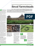 Early medieval farmsteads
