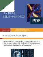 SEGUNDA LEY DE LA TERMODINÁMICA (2)