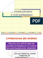 Constructivismo y Retos Educativos