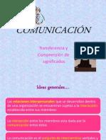 5) COMUNICACIÓN, ASERTIVIDAD, PALMADAS