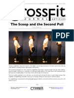 the scoop and second pull
