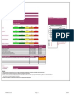 Chief Financial Officer Individual Risk Dashboard Tools