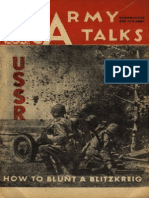 Army Talks ~ 01/27/45