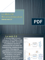 La Web 2.0 Recurso Educativo