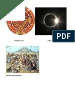 Calendario Maya Eclipse Solar