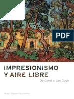 Folleto_Impresionismo