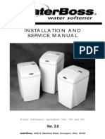 WB Softener v3 Manual