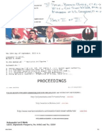 Veterans Today 2 of 3 Proceedings Federal Writ of Mandamus 20JU0001