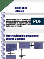Clasificación de la documentación