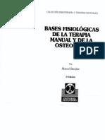 Bases Fisiologicas de La Terapia Manual