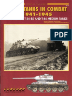 [Concord] [Armor at War 7011] Soviet Tanks in Combat 1941-45. the T-28, T-34, T-34-85 and T-44 Medium Tanks (1997)