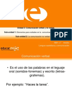 Comunicacion VERBAL,PARAVERBAL Y NO VERBAL.ppt