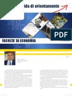 Guida Orientamento Economia 12-13