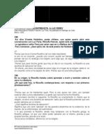 Ferry Luc - Entrevistado