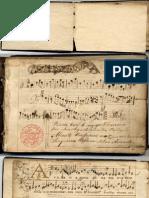 Colectanea de Musica Vocal Dos Seculos XV e XVI