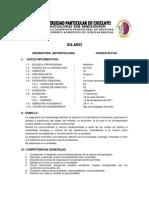 Ciclo2 Antropologia 2011-II