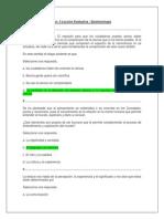 Act. 4 Lección Evaluativa 1 - Epistemología [UNAD]