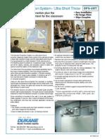 Dukane Presentation System-UST