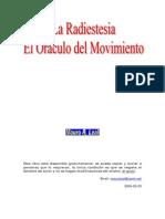 La Radiestesia El Oraculo Del Movimiento