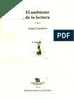 04_Aidan Chambers_El Ambiente de La Lectura_Introduccion y Cap 01 El Circulo de La Lectura