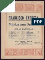Estudio Minuetto Tarrega