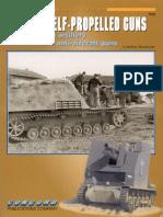 [Concord] [Armor at War 7022] German Self-Propelled Guns. Self Propelled Artillery, Anti-Tank & Anti-Aircraft Guns