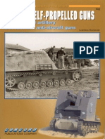 [Concord] [Armor at War 7022] German Self-Propelled Guns. Self Propelled Artillery, Anti-Tank & Anti-Aircraft Guns