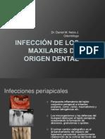 Clase # 7_Infección de los maxilares de origen dental