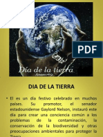 Clase 27 Dia de La Tierra