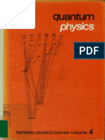 Quantum Physics [Berkeley Physics Course Wichmann]