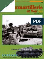 [Concord] [Armor at War 7029] German Sturmartillerie at War Vol. 1 (2008)