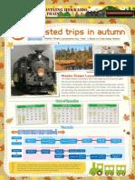 JR Hokkaido Mail Magazine Aug-Sept 2013