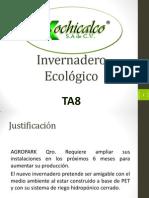 Invernadero Ecológico