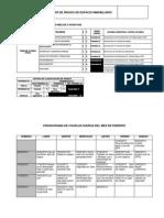 Matriz de Riesgo Seguridad y Salud en Obras de Construccion