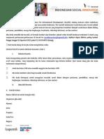 Formulir Pendaftaran The AusAID