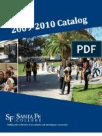 Santa Fe College 2009-10 Catalog