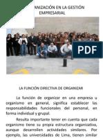 Organizacion Semana 6